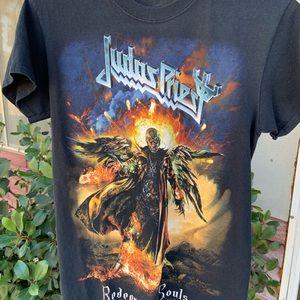 Tops - Judas Priest redeemer of souls concert tour Tshirt ec311ff45